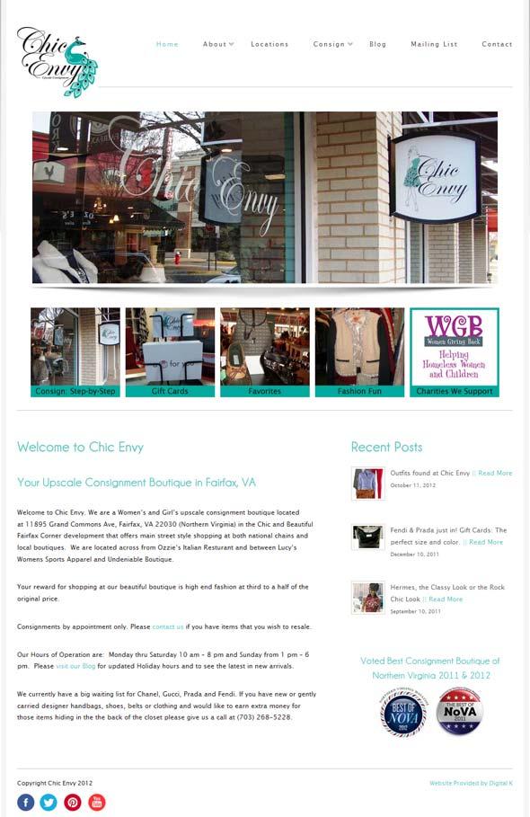 Best online designer consignment shops