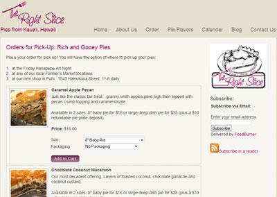 Bakery eCommerce Website