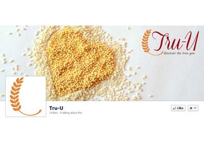 Tru-U Facebook Branding