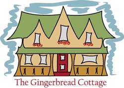 Gingerbread Cottage Logo