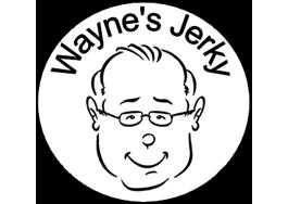 Wayne's Jerky Logos