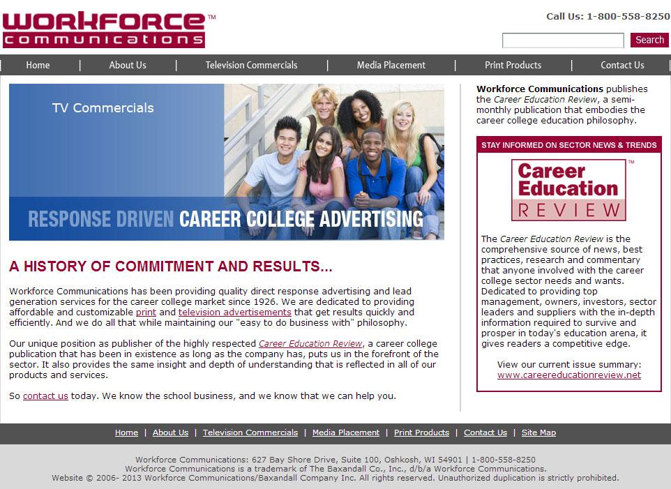 Advertising career?