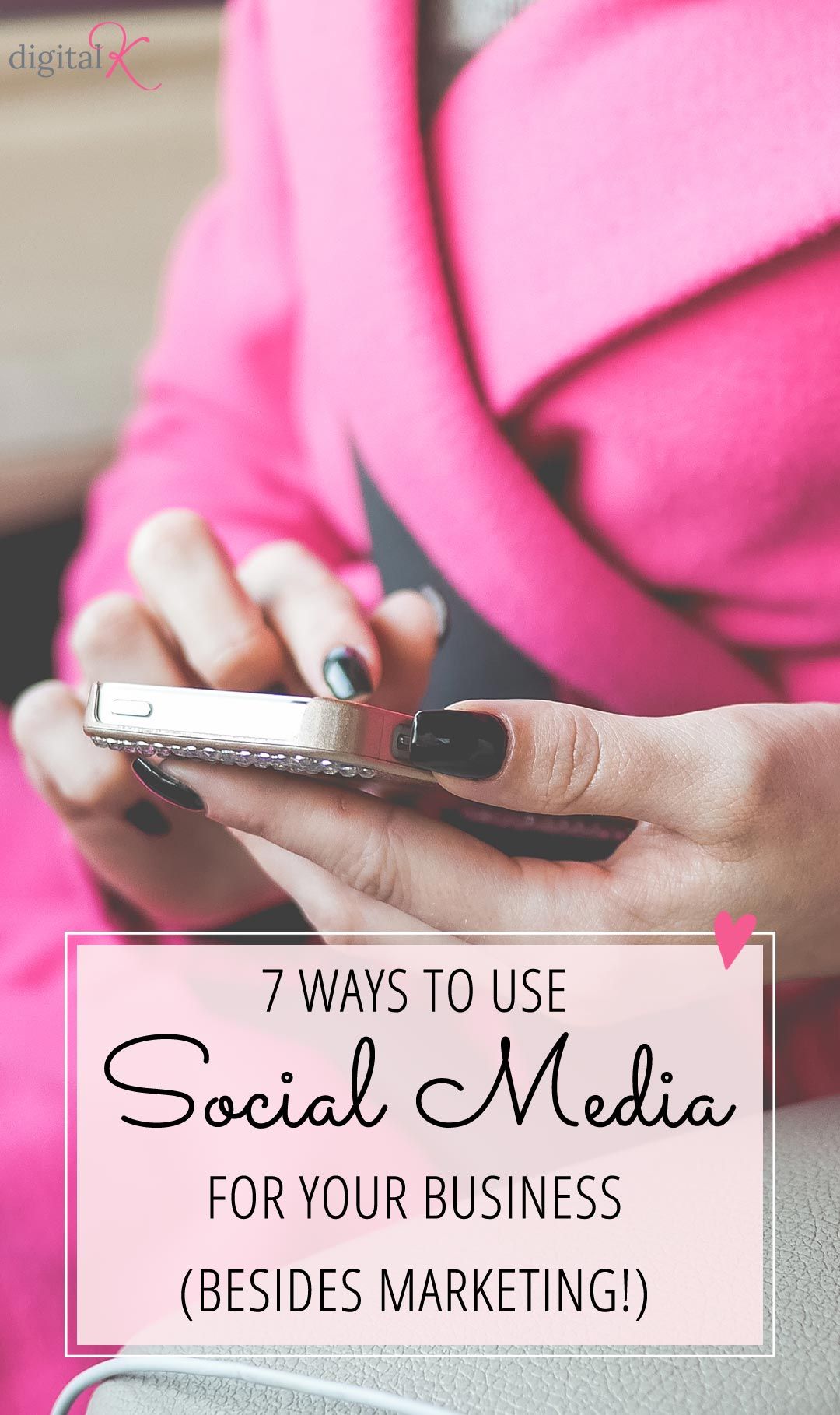 7 Ways to Use Social Media (Besides Marketing)