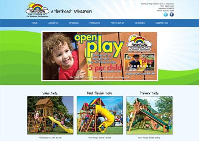 Children's Website Redesign