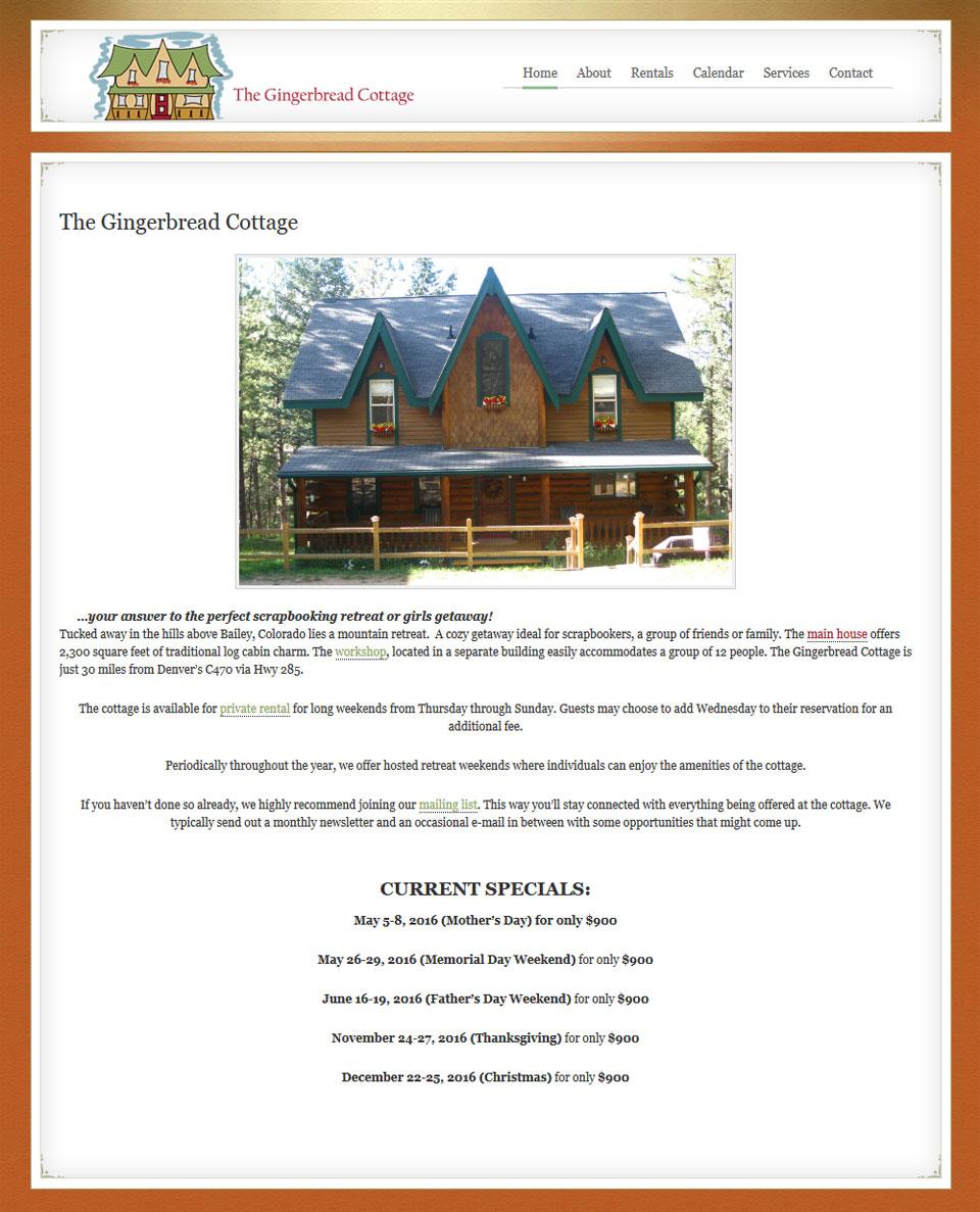 Rental Property Mid Wales
