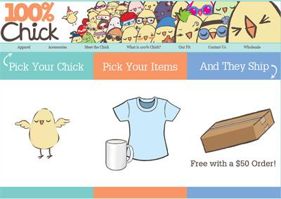 Women's Apparel eCommerce Website