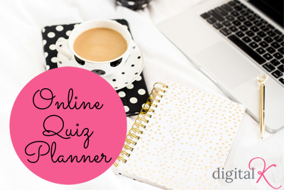 Online Quiz Planner to grow your email list and make you money