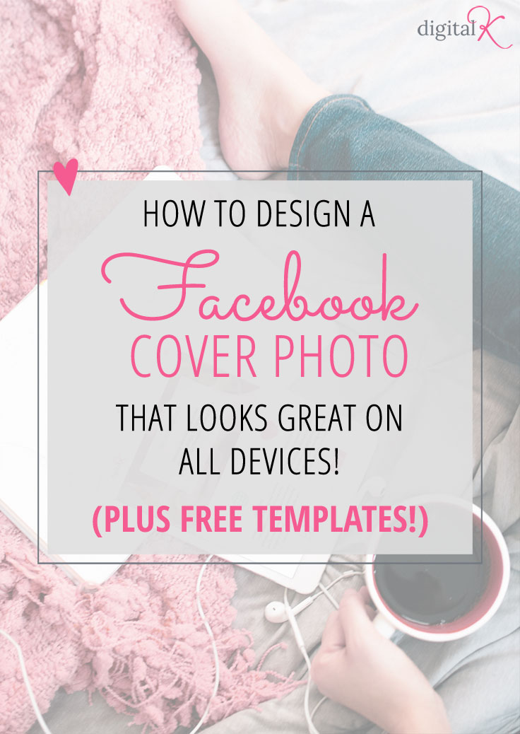 Instructions plus free templates for designing your Facebook Cover Photos with the new 2016 size and layout. Create designs that look great on all devices!