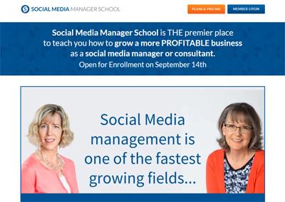Online Course Website Development