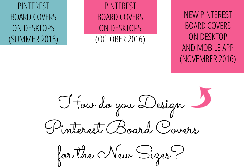 Pinterest board cover changes in 2016