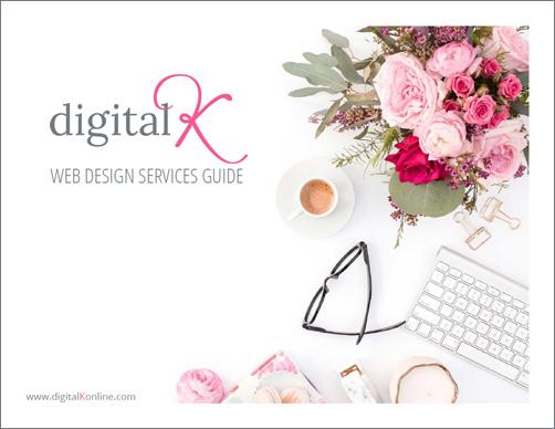 Digital K Web Design Services Guide