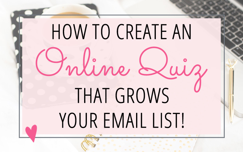 make an online list