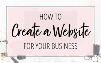 How to Create a Website for Your Business in 2020